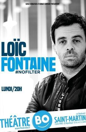 LOIC FONTAINE DANS  #NOFILTER (BO ST Martin)