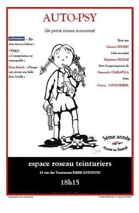 AUTO PSY (Espace Roseau Teinturiers)
