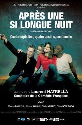 APRES UNE SI LONGUE NUIT (Théâtre du Roi René)