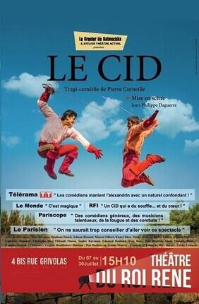 LE CID (Théâtre du Roi René)