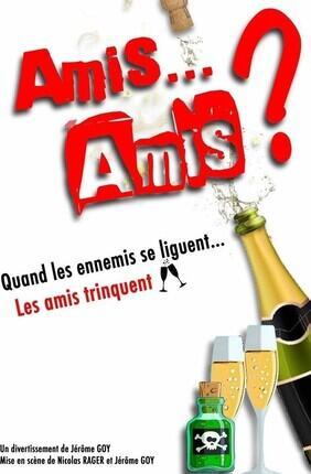 AMIS... AMIS ? (Paradise Republique)