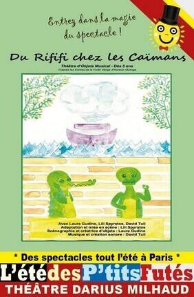 DU RIFIFI CHEZ LES CAIMANS