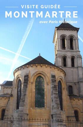 VISITE GUIDEE : MONTMARTRE AVEC PARIS HISTORIQUE
