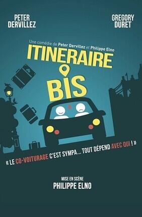 ITINERAIRE BIS (Le Complexe Café-Théâtre)