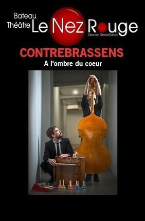 CONTREBRASSENS DANS A L'OMBRE DU COEUR (Le Nez Rouge)