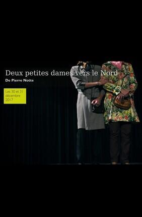 DEUX PETITES DAMES VERS LE NORD (Théâtre de l'Iris)