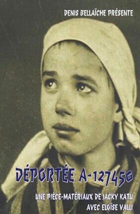 DEPORTEE A-127450 (Theatre Menilmontant)