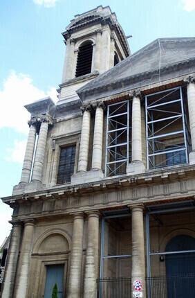 VISITE GUIDEE : L'EGLISE SAINT-EUSTACHE AVEC PARIS HISTORIQUE