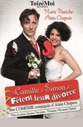 CAMILLE ET SIMON FETENT LEUR DIVORCE A Aix en Provence
