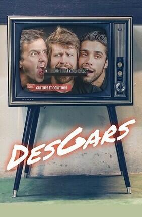 DESGARS DANS CULTURE ET CONFITURE (La Compagnie du Cafe Theatre)