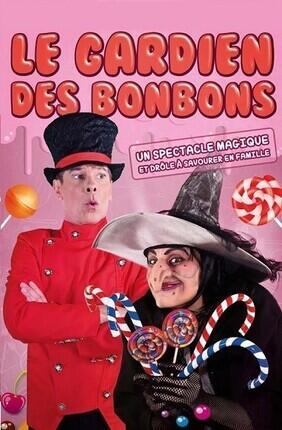 LE GARDIEN DES BONBONS (Paradise Republique)