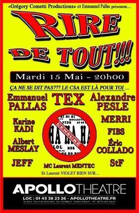 RIRE DE TOUT !!!