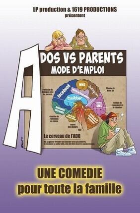 ADOS VS PARENTS : MODE D'EMPLOI A Saint Etienne