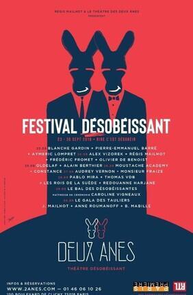 FESTIVAL DESOBEISSANT