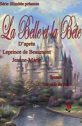 LA BELLE ET LA BETE (Theatre Bellecour)