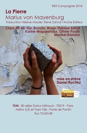 LA PIERRE (Theatre Darius Milhaud)