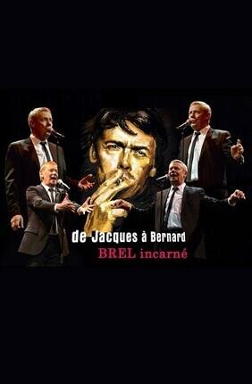 BRUEL CHANTE BREL (Saint Genis Laval)