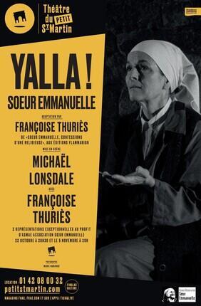 YALLA ! SOEUR EMMANUELLE