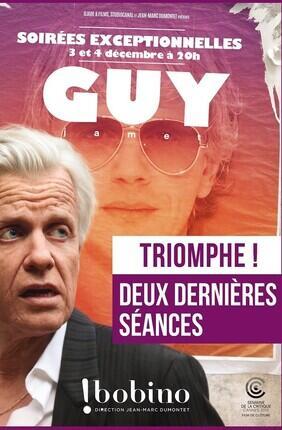 GUY D'ALEX LUTZ PROJECTION DU FILM ET CONCERT EXCEPTIONNEL