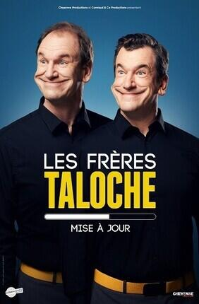 LES FRERES TALOCHE DANS MISE A JOUR (Versailles)