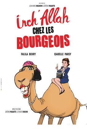 INCH'ALLAH CHEZ LES BOURGEOIS (Versailles)