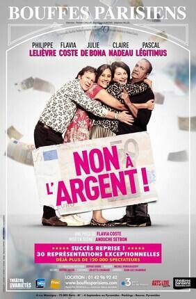 NON A L'ARGENT!