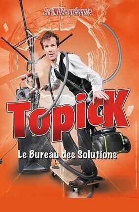 TOPICK DANS LE BUREAU DES SOLUTIONS