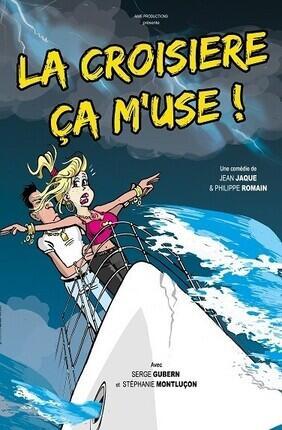LA CROISIERE CA M'USE (Paradise Republique)