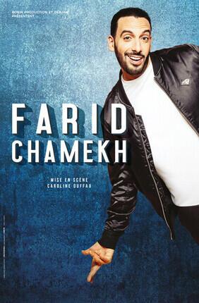FARID CHAMEKH A AVIGNON