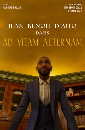 JEAN-BENOIT DIALLO DANS AD VITAM AETERNAM