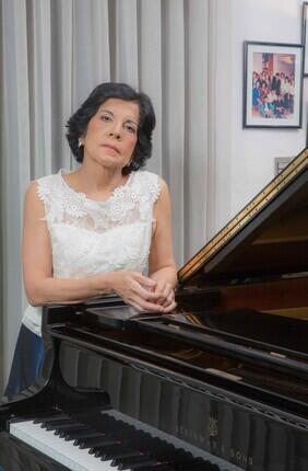 CONCERTS AUTOUR DU PIANO RECITAL DE VALENTINA DIAZ-FRENOT