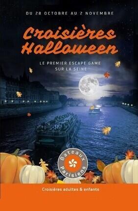 CROISIERE PROMENADE HALLOWEEN - ESCAPE GAME