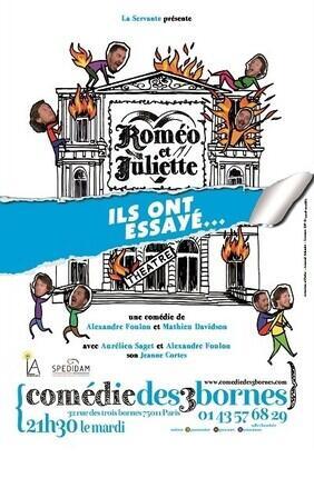ROMEO ET JULIETTE, ILS ONT ESSAYE