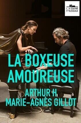 LA BOXEUSE AMOUREUSE MARIE-AGNES GILOT ET ARTHUR H