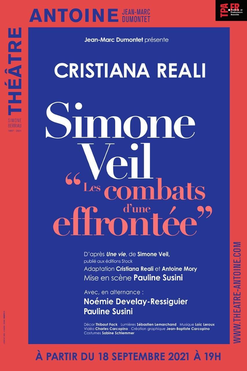 simoneveil_theatreantoine_affiche_1625056630